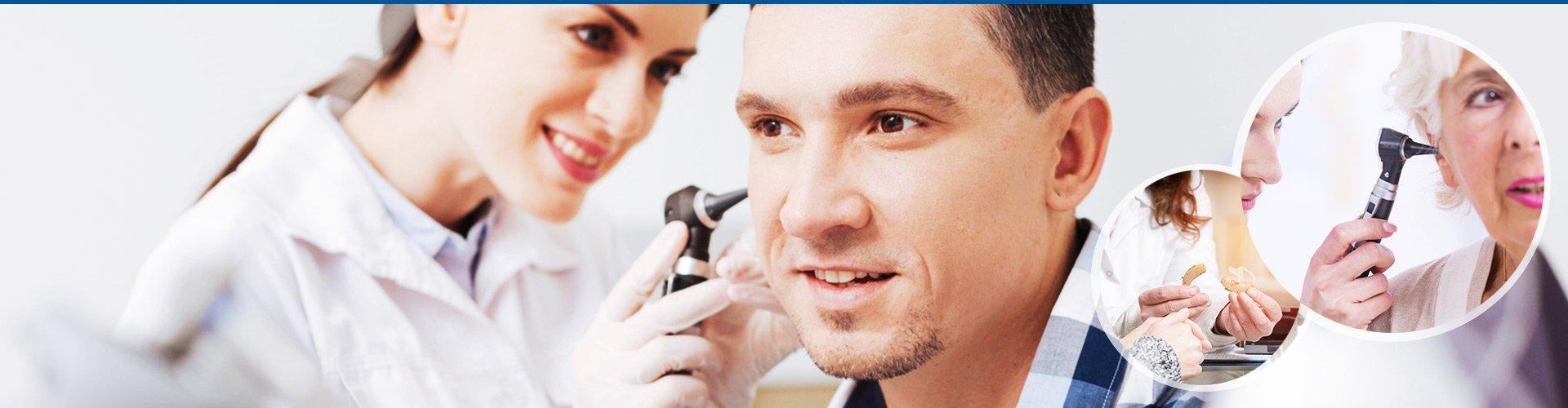 Profesjonalne badanie słuchu